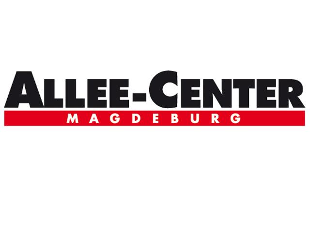 Logo des Allee-Center Magdeburg