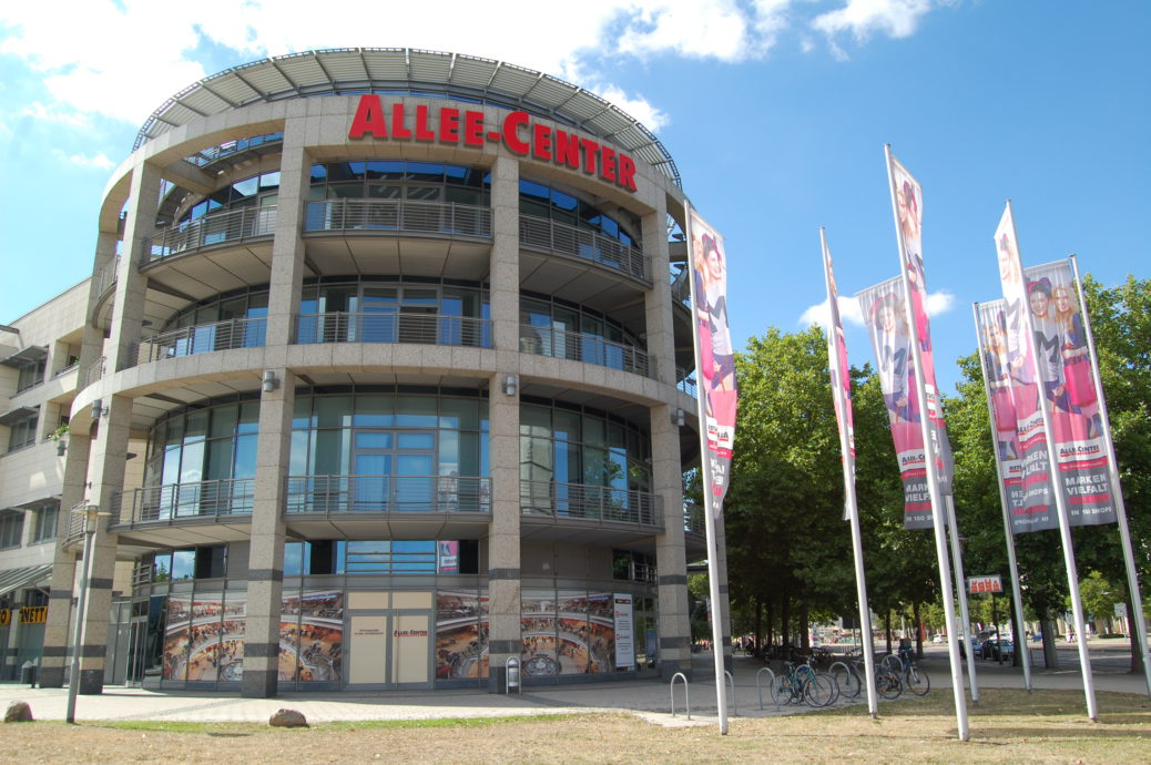 Allee-Center Magdeburg