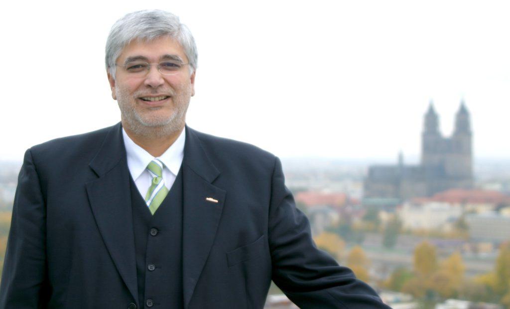 Georg Bandarau, Stadtmanager und Geschäftsführer Verein Pro Magdeburg