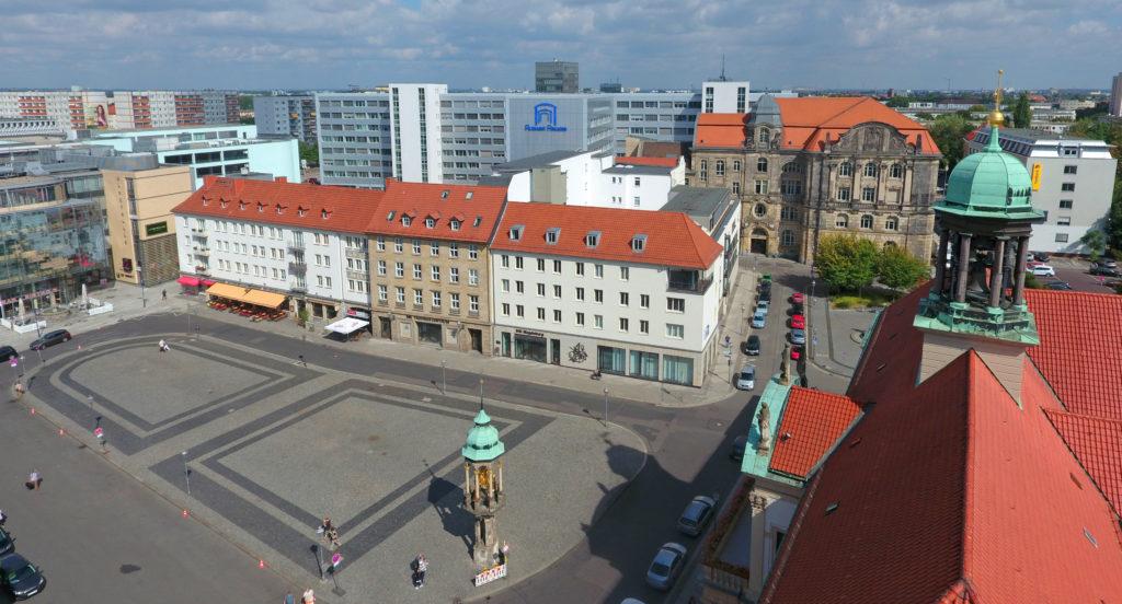 Gebäude der IHK in Magdeburg