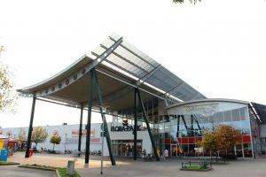 Florapark in Magdeburg