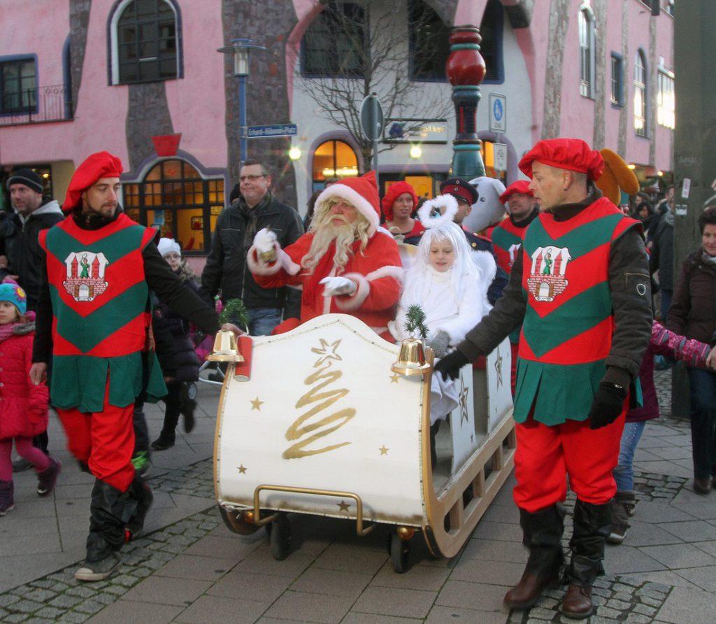 Weihnachten In Magdeburg Einkaufen In Magdeburg
