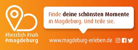 Magdeburg erleben