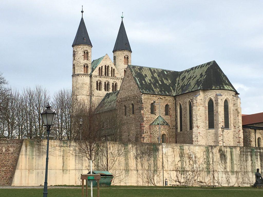 Foto vom Kloster Unser Lieben Frauen in Magdeburg