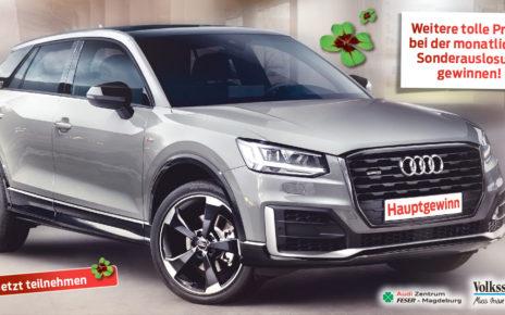 Audi Q2 gewinnen