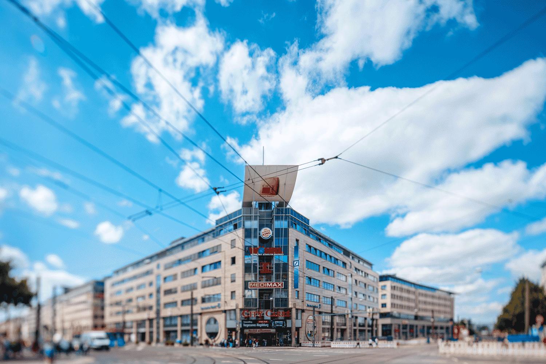 City-Carré Magdeburg