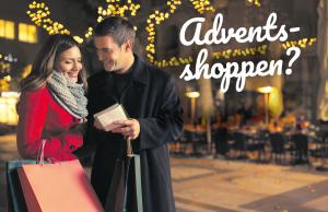 Adventsshopping mit Einkaufen in Magdeburg