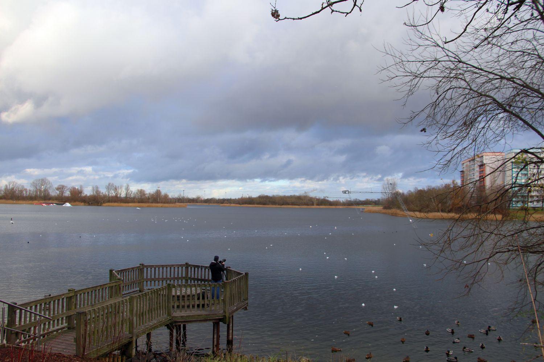 Neustädter See im Herbst