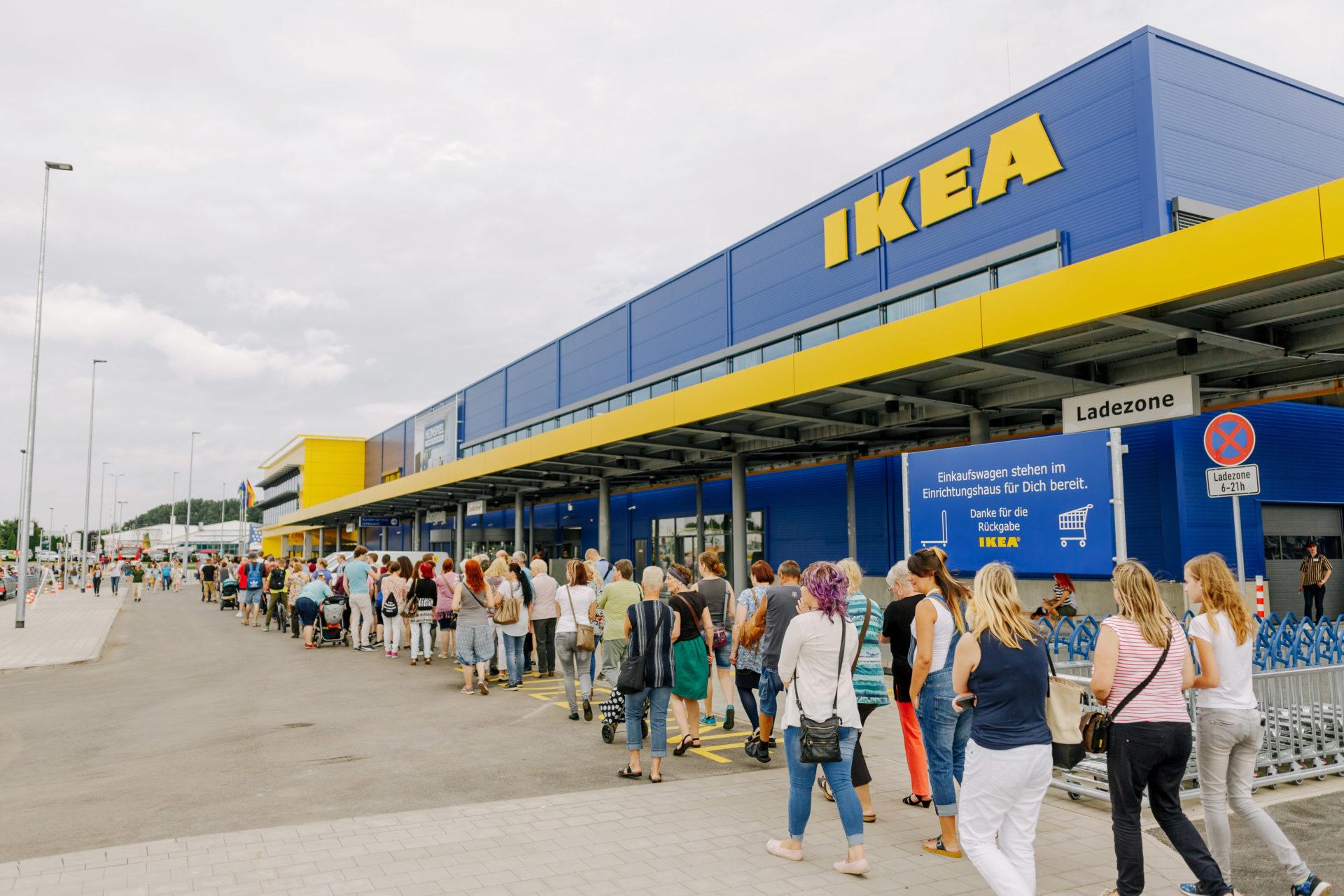 Ikea Versteigert Schlafzimmer Einkaufen In Magdeburg