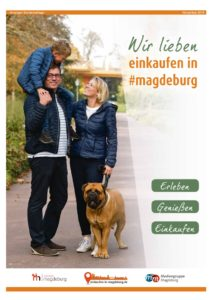 "Titelbild des e-Papers ""Herbstshopping 2018"""