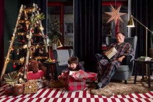 Weihnachten mit Ikea