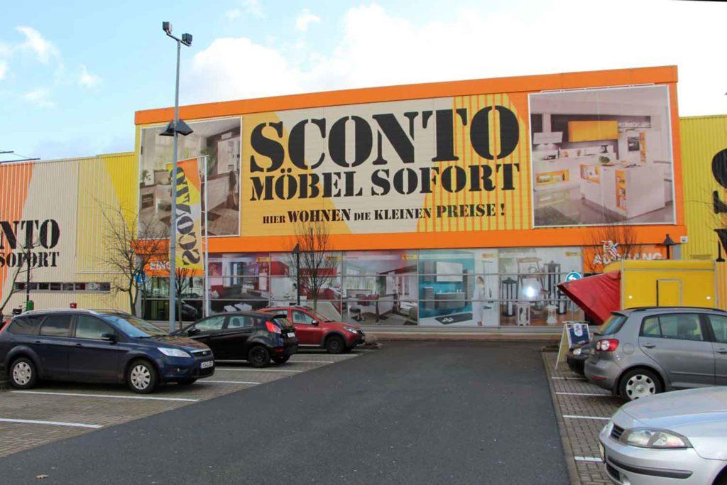 Sconto Einkaufen In Magdeburg