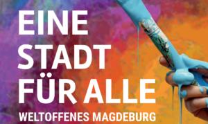 """Foto für die Aktionswoche """"Magdeburg - Eine Stadt für alle"""""""