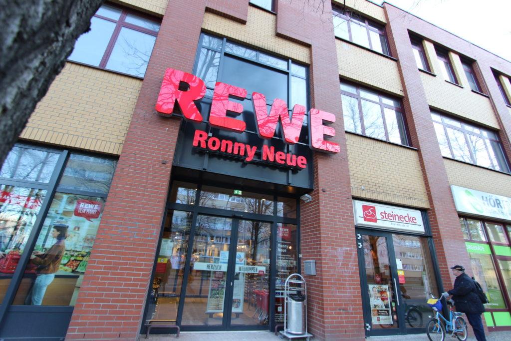 Rewe an der Lübecker Straße